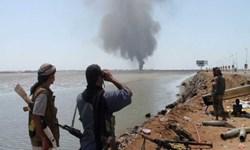 کشته شدن ۳۵ شبهنظامی در حمله موشکی یمن به ساحل غربی