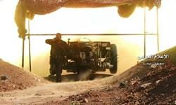 تسلیم شدن افراد مسلح شهرک «بصری الشام»/تداوم عملیات ارتش سوریه در جنوب