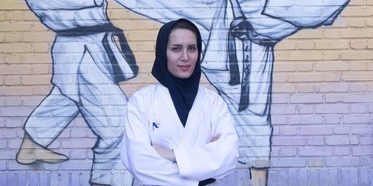 خوش قدم: دختران ما بهترین تیم تاریخ کاراته ایران هستند