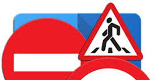 برچسب بی تدبیری راهداری بر تابلوهای راهنمایی
