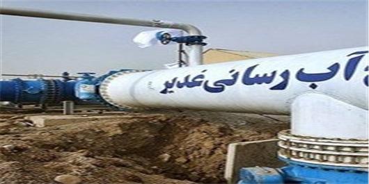 آب شیرین به کام مردم آبادان و خرمشهر رسید