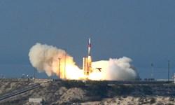 رژیم صهیونیستی آزمایش موشکی جدید انجام داد