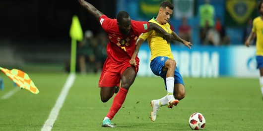 حذف پرافتخارترین تیم جام به دست بلژیک/ وداع تلخ و کابوسوار نیمار و یارانش از روسیه