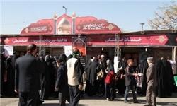راهاندازی ایستگاه راهنمای زائر در موکب آستان حضرت معصومه(س)
