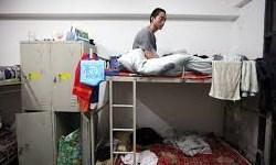 کمبود تختخواب؛ بحران خوابگاههای تایوان