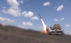 یک فروند موشک بالستیک دیگر به سوی مواضع شبهنظامیان در ساحل غربی شلیک شد
