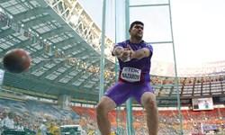 ورزشکار معروف تاجیک در مسابقات پرتاب چکش برزیل «طلایی» شد