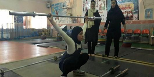 بانوان وزنهبردار کرمانشاهی سالن تمرین اختصاصی ندارند