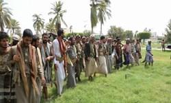کمک نظامی و مالی قبائل «ارحب» یمن به جبهه ساحل غربی +فیلم