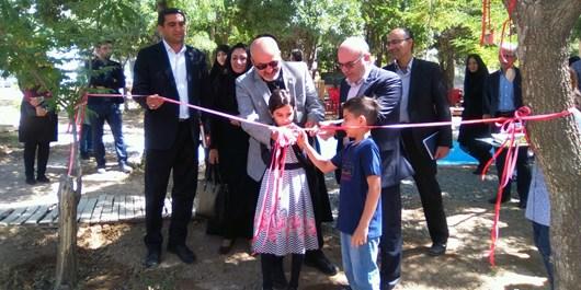 افتتاح دومین مدرسه طبیعت با نام «آلمون» در شهرکرد