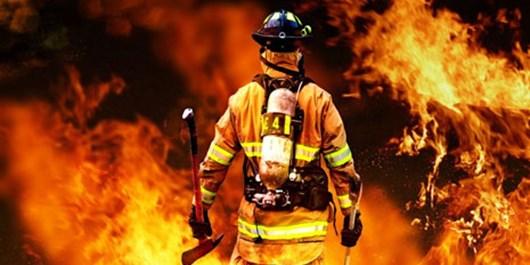 آتشنشانان نیروهای خط مقدم در حوادث هستند