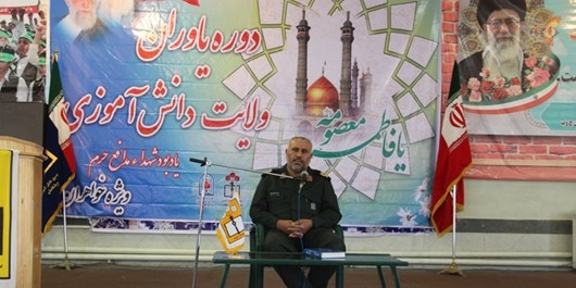 تقویت  کانونهای فرهنگی لازمه تربیت نسل تراز انقلاب اسلامی