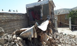 وقوع 9 پسلرزه بیشتر از 3 ریشتری شب گذشته در تازهآباد