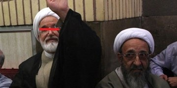 هادی غفاری: کروبی با تصمیم های مغایر قانون در مخمصه گیر کرده است