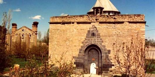 آغاز مرحله سوم مرمت و بازسازی کلیسای هفتوان شهرستان سلماس