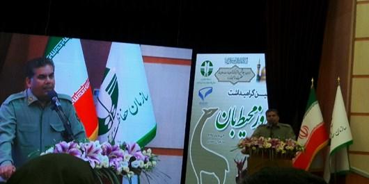 محیط زیست در حمایت از کار فنی عقبنشینی نمیکند/عدهای برای مستقل شدن پارک ملی گلستان موضع گرفتند