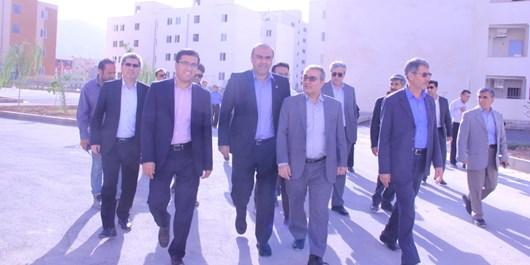 تحویل آپارتمانهای بناسازان صدرا در شهریور 97