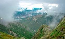 طرح گردشگری مسیر طبیعتگردی قلعه تاریخی جوشون به قلعه تاریخی بابک