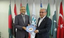 امضای تفاهم نامه همکاری سازمان همکاری اقتصادی D-۸ با پایگاه استنادی علوم جهان اسلام