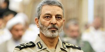 سرلشکر موسوی: ارتش و سپاه نیروهای مسلح مقاومت هستند