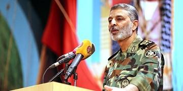سرلشکر موسوی: نیروی هوایی ارتش روز به روز مقتدرتر، پای کارتر و قویتر میشود