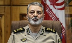 دستور سرلشکر موسوی به نیروهای چهارگانه ارتش: آمادگی لازم برای مردمیاری در مناطق در خطر سیل را داشته باشید