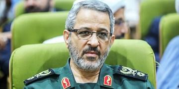 نامه انتقادی سردار غیب پرور به رئیس رسانه ملی/ جلوی خط ضد انقلاب و نفوذی بایستید