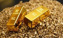طلا 9 دلار ارزان شد