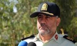 آماده باش 100 درصدی پلیس تهران در ایام تاسوعا و عاشورای حسینی