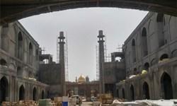 امسال ۱۰۰ میلیارد ریال برای بازسازی عتبات عالیات نیاز است