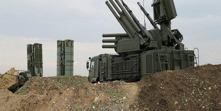 نابودی ۴۵ پهپاد تروریستها توسط روسها در سوریه