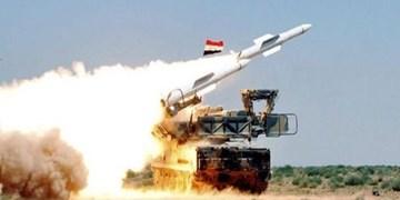 المیادین: پدافند هوایی سوریه یک هواپیمایی جاسوسی را در ریف جنوبی حلب سرنگون کرد