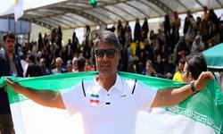سرمربی سابق تیمملی تنیس در «آی کی دو» کاراته پست گرفت! +عکس