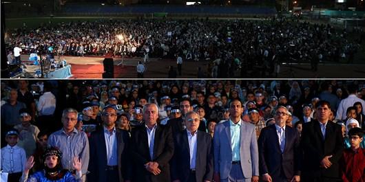 حضور 4 هزار نفر در بزرگترین گردهمایی حامیان آب کشور/مصرف کولرهای آبی 2.5 برابر ظرفیت سد کرج