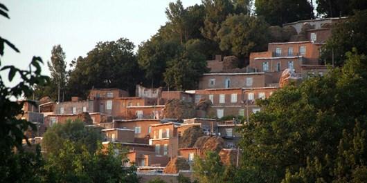 روستای هفترنگ آذربایجان نردبانی تا بهشت+ تصاویر