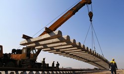 فارس من| دهه فجر امسال راه آهن میانه-بستان آباد به بهره برداری میرسد