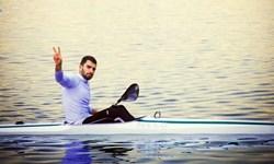 قایقرانی کسب سهمیه المپیک| آقامیرزایی المپیکی شد