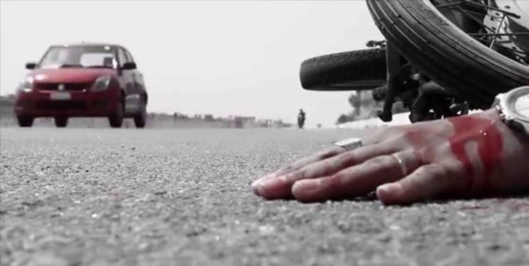 برخورد سمند و موتورسیکلت در چرام با 5 کشته و زخمی