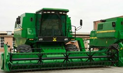 بیش از 20 هزار دستگاه ماشینآلات کشاورزی در کرمانشاه پلاکگذاری شده است