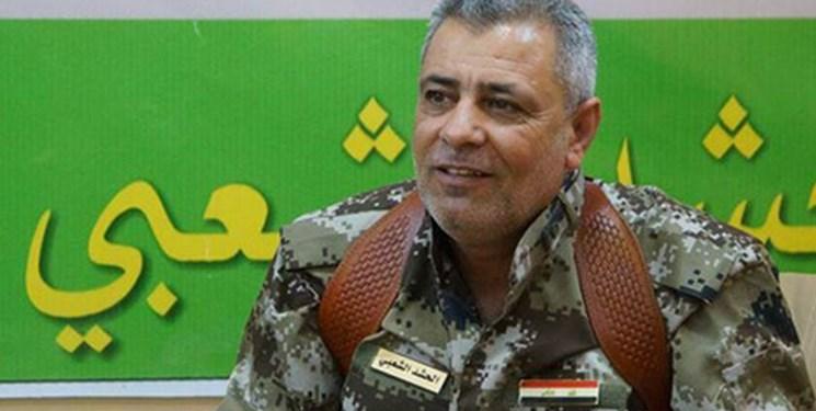 موفقیت الحشد الشعبی  در توقف دسترسی تروریستها به مواد اولیه ساخت بمب
