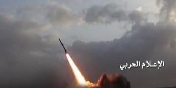 ائتلاف متجاوز سعودی مدعی مقابله با یک موشک بالستیک یمن شد
