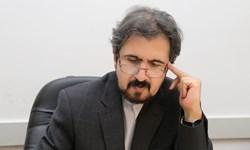 بهرام قاسمی: چگونه یک عضو شورای امنیت با نقض عهد، دیگران را به عهدشکنی فرا میخواند