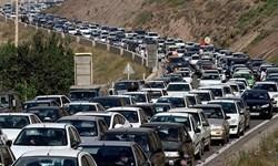 ترافیک پرحجم در خروجی مازندران/ مسافران بازگشت را به پایان شهریور موکول نکنند