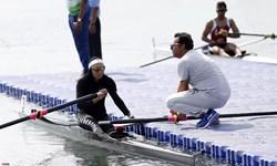 روئینگ انتخابی المپیک  یک سهمیه به ایران رسید