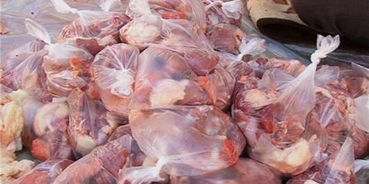 توزیع گوشت قربانی 1450 رأس دام بین نیازمندان سمنانی