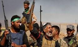 الحشد الشعبی 3 آشیانه داعش را منهدم کرد