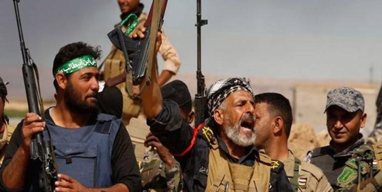 الحشد الشعبی بزرگترین مخفیگاه داعش در استان دیالی را به کنترل درآورد
