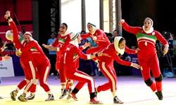 حضور ورزشکار استان مرکزی در اردوی تیم ملی کبدی زنان
