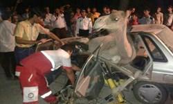 شب پرحادثه در جاده ریگان- ایرانشهر با 9 کشته و زخمی