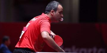 کاپیتان تیم ملی تنیس روی میز: تعامل فدراسیونها مانع رفتن تیمهای مطرح می شود